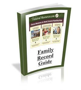 Family Record Guide